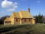 Kostelík na Prášivé