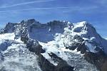 Ledovce na Breithornu