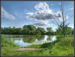 Rybník u Kladna