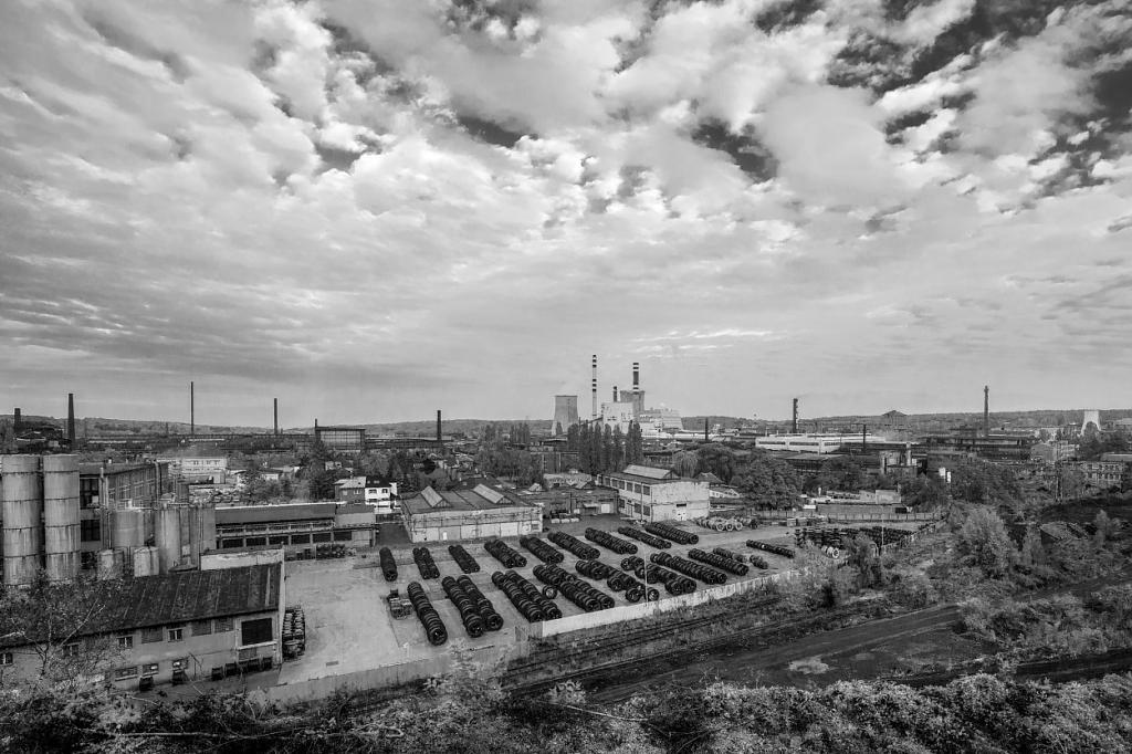 Industriální Kladno