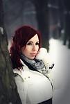 Zimní portrét...