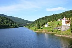Z přehrady - Špindlerův mlýn