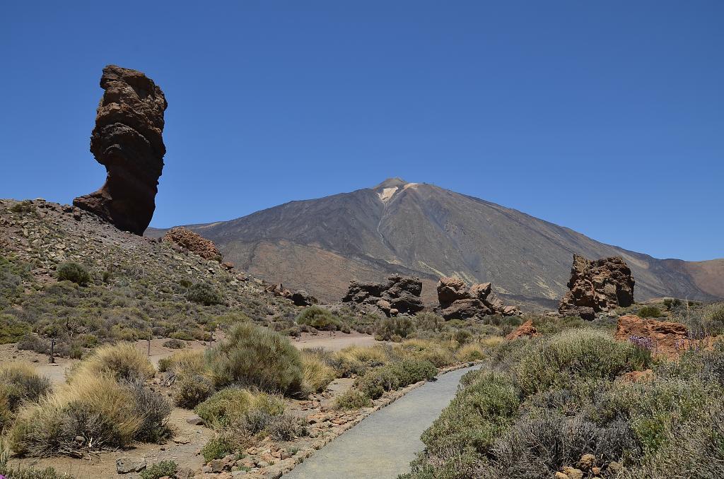 Teide 3718 m
