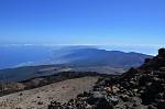 Tenerife z vrcholu