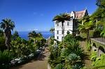 Madeira-zahrada Monte Palace