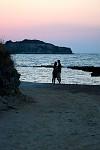 před mořem lásky