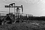 Pozůstatky po těžbě ropy
