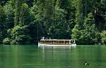 po jezeře Königssee