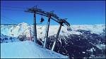 víkendové lyžování-- Bormio 3000