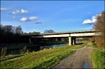 Most přes řeku Odru.