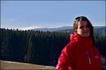 jedínný přírodní sníh