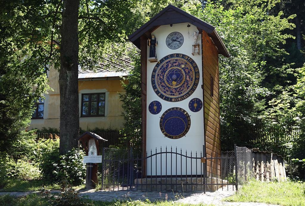 Šumavský orloj