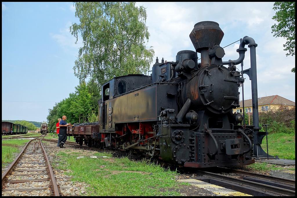 nádraží Nová Bystřice