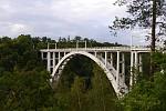 most Bechyně