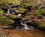 Prasátkové vodopády