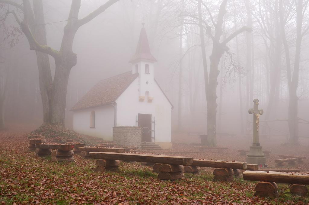 Kaplička Horní Paseka