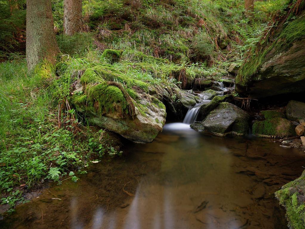 Hněvkovický potok