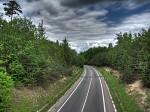 Silnice na Brno