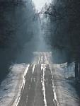 cesta k Hořicům