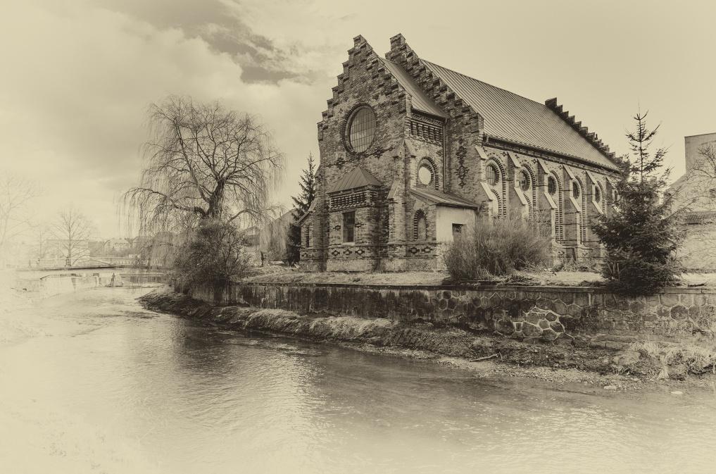 Synagoga - BW