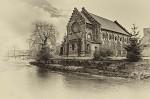 Synagoga - BW - Komentáře: 19
