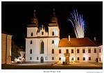 Ohňostroj - UNESCO slavnosti v Třebíči