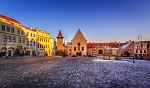 Dolní náměstí ve Znojmě