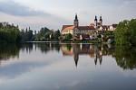 Ulický rybník v Telči