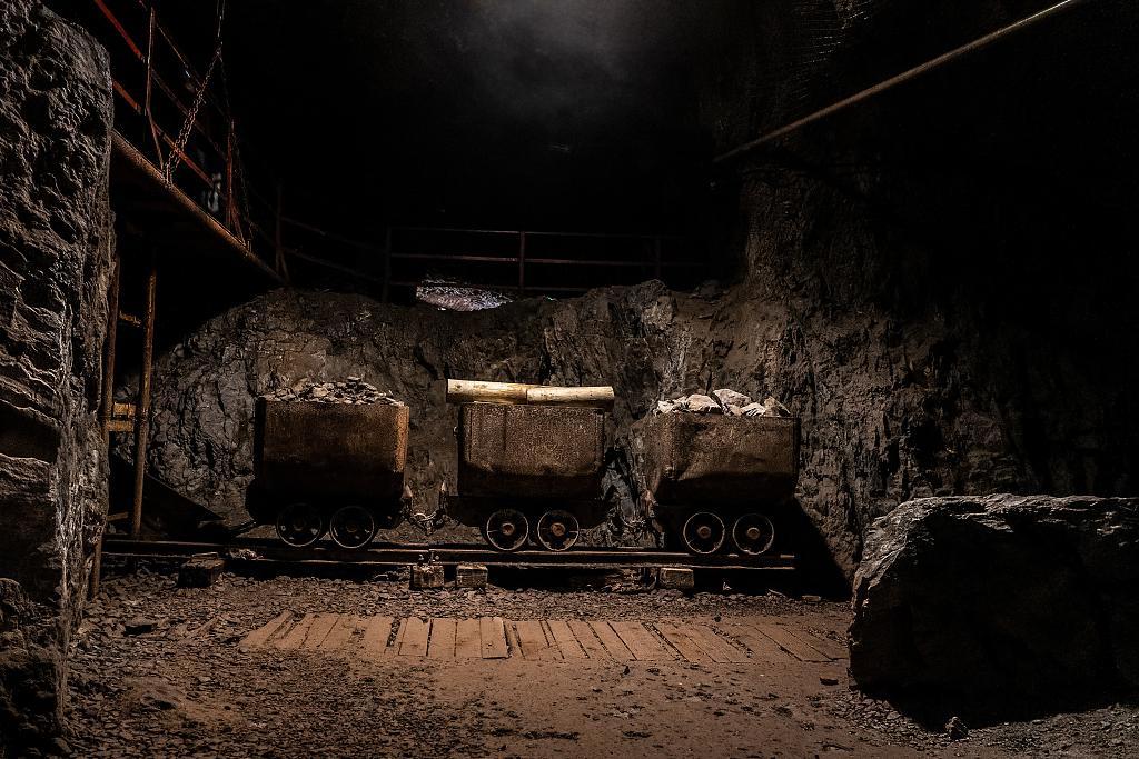 podzemí Sovích hor