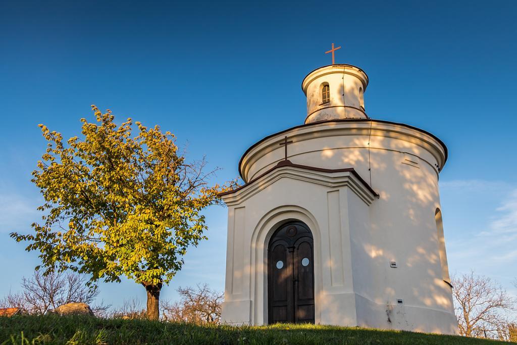 Kaple sv. Antonín Paduánský