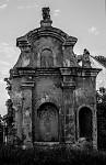 Barokní výklenková kaple Kněžice