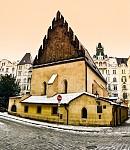 Stará židovská kaple