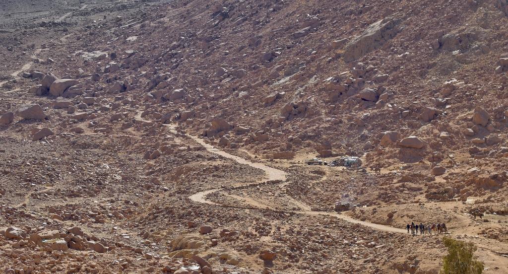 Cesta k Mojžíšově hoře