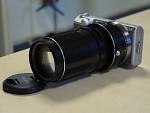 Nikon Coolpix P7700 - Sony NEX-5N (optika Takumar SMC f3.5/135)