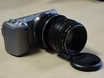 Nikon Coolpix P7700 - Sony NEX-5N (optika Helios 44-2 f2/58)