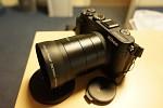 Sony NEX-5N - Nikon P7700 s wideangle a makro predsadkou