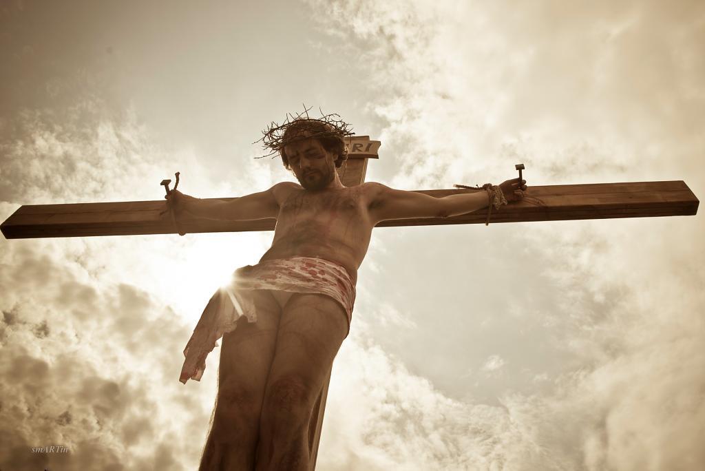 Sníma hriechy sveta