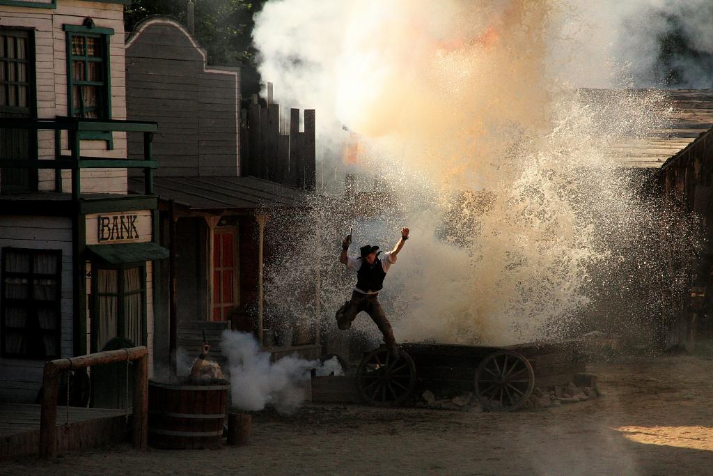 akční divadlo - Šiklův mlýn