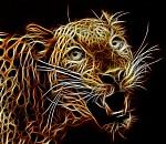 Fractalius - Leopard