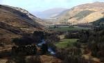 Skotsko :) údolí