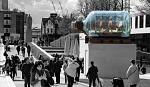 Loď v láhvi  -  Londýn