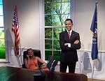 Stáž v Bílém domě :)