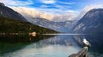 Bohinjské jezero - po ranu
