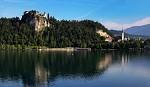Slovinské jezero Bled