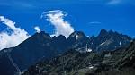 Pohled z Belianek na Vysoké