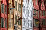 Domy v Bergenu