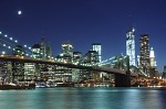 New York po západu slunce
