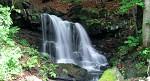 Mini vodopád na Krásné