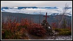 Kříž pod Lysou horou