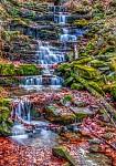Malovaný vodopádek :)